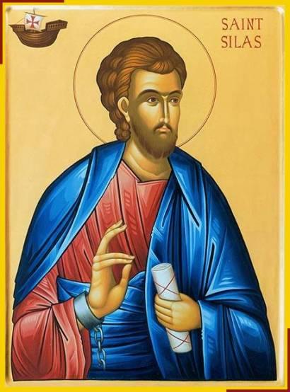 Святой апостол Силуан